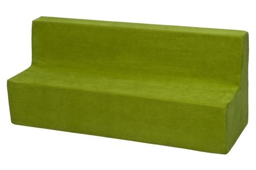 Colore: Grigio-Beige Velinda Divano divanetto divanoletto,Sofa,mobili,cameretta Giochi